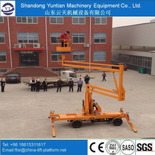 Electric folding ladder lift table price