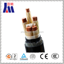 China manufacture electrical xlpe armoured cable