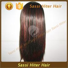 Alibaba Best Quality Factory Price Kanekalon Heat Resistant Fiber Wig