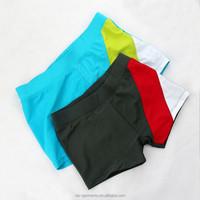 Factory wholesale swim trunks kids swimwear boy patchwork swimwear