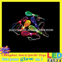 led flashing hand maracas,party favor led maracas,plastic maracas ZH0901622