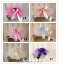 P & W Tutu Dress - Newborn 0 3 6 9 12 18 24 Months Halloween Birthday, Photo Prop, Costume Baby Girl Skirt