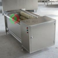 factory produce and sell brush fruit and vegetable washer QX-612