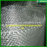 Square Wire Roll Mesh Fence/Square Wire Mesh 10*10/SUS Woven Wire Mesh 7.5kg