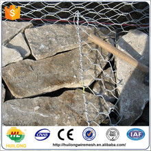 70 x 90mm Mesh Size Gabion Machine Heavy Duty Hexagonal Wire Netting Machine for 3.2 mm Wire
