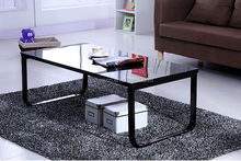 Powerful glass household coffee table ( DX-3513)