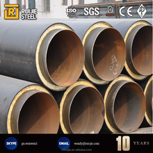 3 layer pe anti-corrosion steel pipe coatings seamless steel pipe for gas and oil