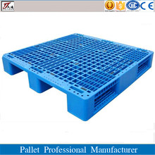 1100*1100mm Rackable Plastic Pallet With Grid Surface