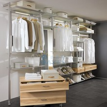 Wholesale wardrobe white and gold bedroom furniture, french style white bedroom furniture