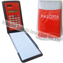 wholesale mini notepad with calculator from trends office supplies and stationaries