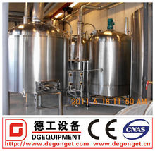 used craft/commercial beer brewery equipment for sale