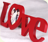 Custom funny love photo frames designs / photo picture frame