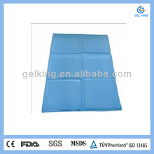 90x140cm cooling gel bed mat for double people bed