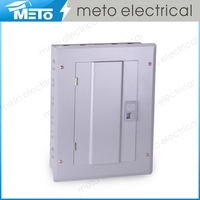 125 amp single phase 12 way residential outdoor mcb electrical distribution box size