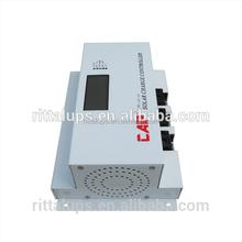 Vendas quentes 24 v 12 v controlador de carga Solar para 40a 60a 80a