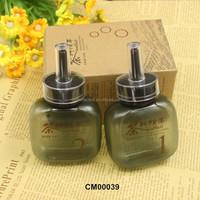 Natural herbal detox tea cold hair perming lotion 120ml*2