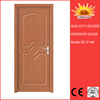 SC-P146 Latest models cheap price bathroom pvc kerala door prices
