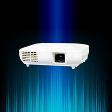 New design new upgraded 3000lumens 50000 hours1080p led mini projector lcd with perfect dispaly effects