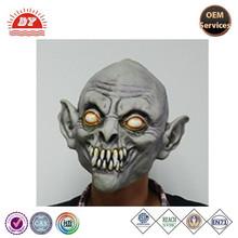 Custom made horror mask for Halloween decoration