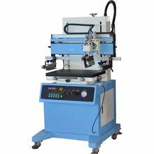 China flatbed serigrafia printer Plane Vacuum Screen Printing Machine LC-500P