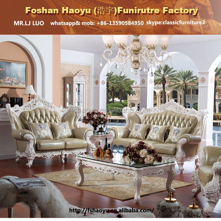 Royal Dubai White Leather Sofa High End Living Furniture Buy Leather Sofa High End Italian
