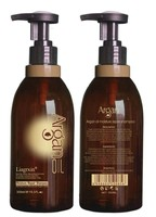 Argan oil shampoo advertisment for China shampoo brand
