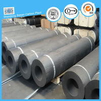 High mechanical strength RP graphite electrode for electric arc furnace