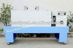 semi-auto l sealer BSD5040 shrink tunnel machine price shrink wrapping machine for carton box