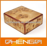 High quality custom made-in-china wood christmas gift boxes with lids (ZDS-SE183)