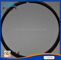 Hydraulic cylinder wear resistance rigid nylon material friction rings