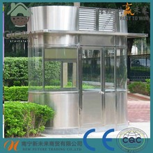 small Light Steel Protable Sentry Box Guard House for sale