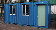 Guangzhou high quality light steel structure container house villa