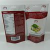 Custom printed seeds packs with zip/foil ziplock bags