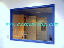 Glass x ray shielding medical used