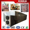20% electric power+ 75% free air source heat pump vegetable dehydration machine