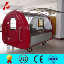 Mobile fryer food cart with best price