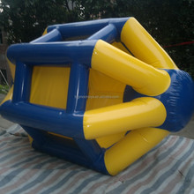 2015 hot commercial inflatable water wheel games