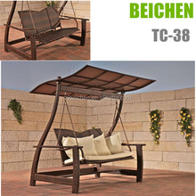 Outdoor New Style Rattan Furniture swing chair