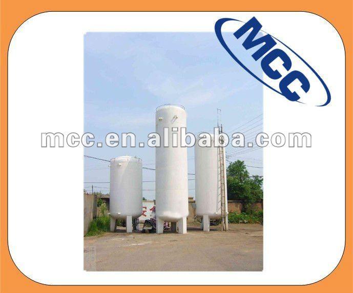Oxígeno líquido / / nitrógeno tanque de almacenamiento