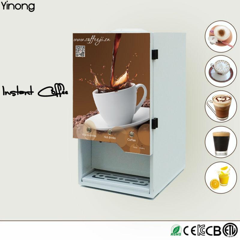 automatic tea machine