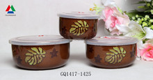 High quality fresh bowl ceramic bowl with lid for wholesale