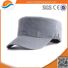 wholesale new product plain five panel military cap