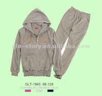 Kids casual sweat suit