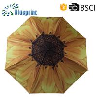 Promotional gift item folding umbrella tourist novelty travel products