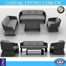 A-W002 4pcs Rattan Sofa Set sofa set designs