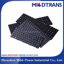 Mildtrans RU balck layout laptop keyboard for asus N50 in Shenzhen