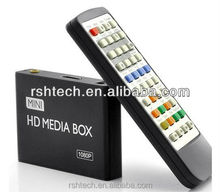 advertising auto-play mini hd media player,full hd 1080p 3D blu-ray media player
