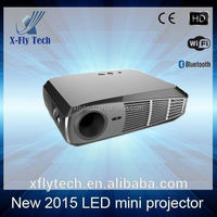 mini dlp projector tf card support 32G led projector 1500 lumens