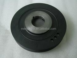 Car Crankshaft pulley Daewoo 96350547 24504609 or GM Engine