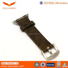 Various Design Popular Soft Touch Custom 38mm Watch Band Manufacturer